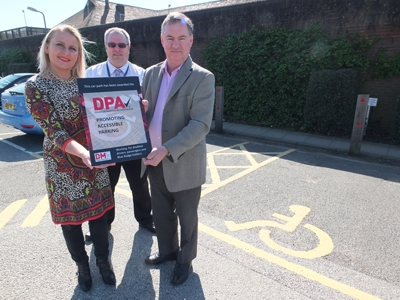 Disabled Parking Accreditation